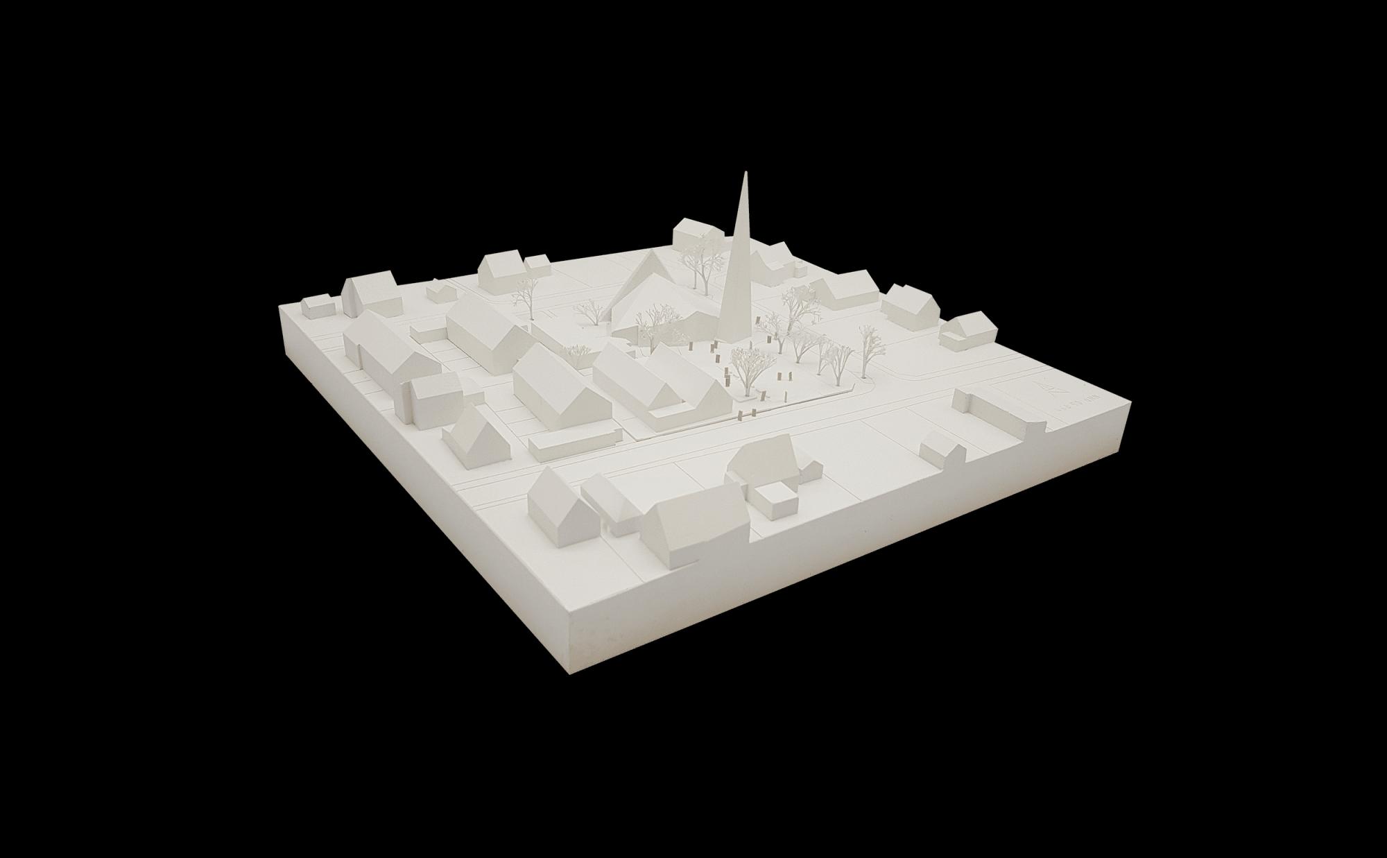 Modellbau in höchster Qualität in weiß und mit 3D Druck gefertigt