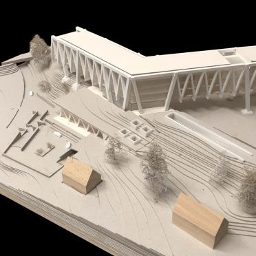 Architekturmodell Schichtmodell und 3D-Druck Heidelberg