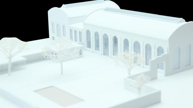 Additive Fertigung für Architektur eingesetzt