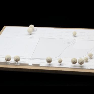 Einsatzmodell für Architekten mit Höhenschichten